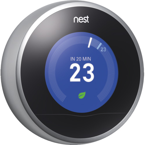 thermostat intelligent nest