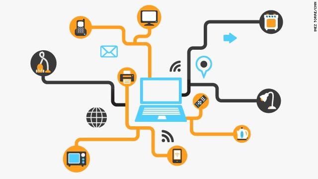 internet des objets objets connectés