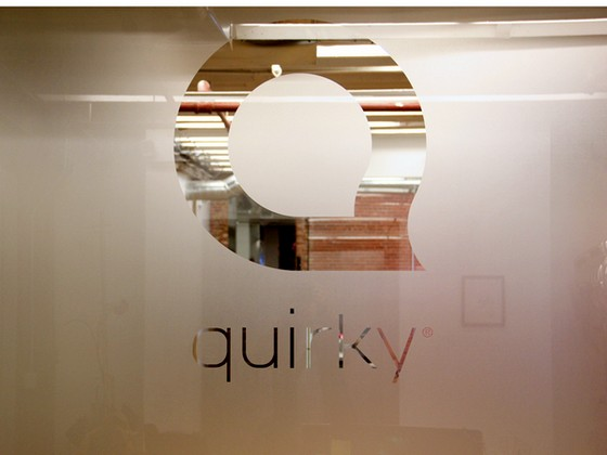 quirky startup américaine