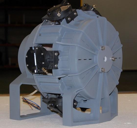 moteur refrigeration magnetique cooltech