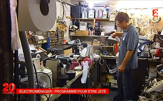 reportage france 2 electromenager