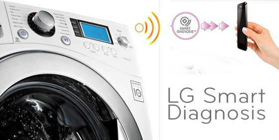 lg smart diagnostic