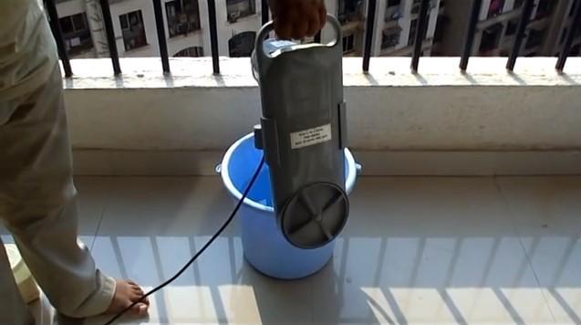 lave linge portatif venus